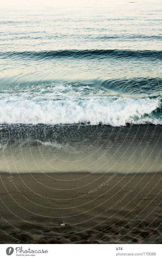 shore Wasser Ferien & Urlaub & Reisen Meer Sommer Strand Sand See Brandung