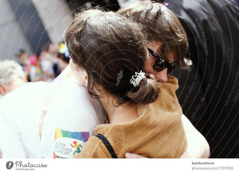 All Love's Legal Mensch feminin Homosexualität Liebe Umarmen Freundlichkeit Zusammensein kuschlig niedlich Akzeptanz Hoffnung Glaube Fortschritt Freiheit