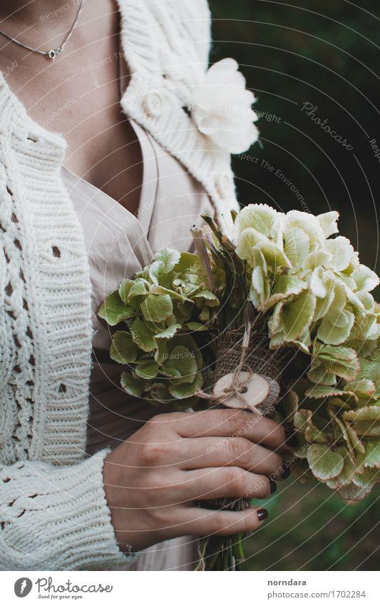 Sommer Blume Liebe Stimmung Finger niedlich Hochzeit Blumenstrauß Handwerk Valentinstag Braut selbstgemacht