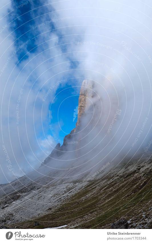 Tlön Fön | Mountain Surfing Ferien & Urlaub & Reisen Tourismus Abenteuer Berge u. Gebirge wandern Umwelt Natur Landschaft Luft Wasser Himmel Wolken Sommer Nebel