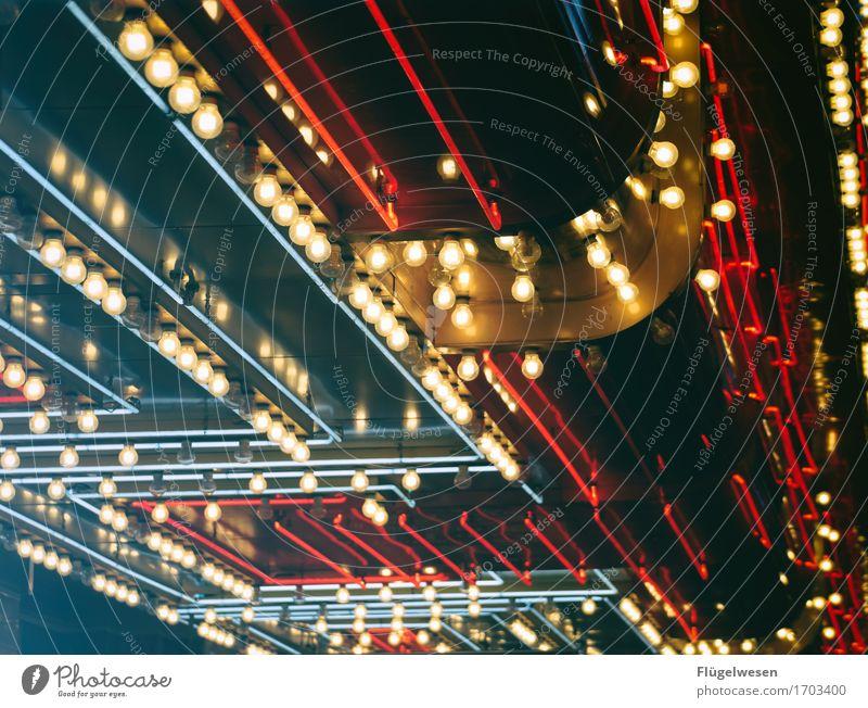 Las Vegas Lights [2] Licht Leuchtreklame Werbung Leuchtbuchstabe Leuchtkasten Lampe Farbenspiel Glühbirne Beleuchtung leuchten Strahlung Neonlicht neonfarbig