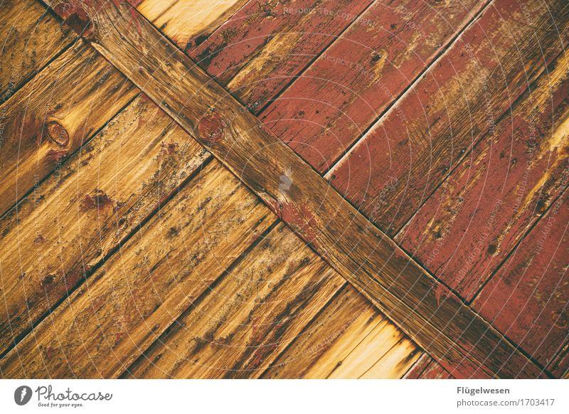 Holzfußboden Stadt alt Haus Wand Innenarchitektur Spielen Mauer Wohnung Raum Häusliches Leben Freizeit & Hobby retro berühren Umzug (Wohnungswechsel) Holzbrett