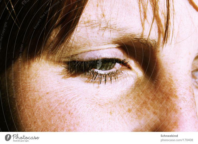 Think About Mensch Jugendliche Einsamkeit Junger Mann 18-30 Jahre Gesicht Erwachsene Auge feminin Traurigkeit Denken natürlich Kopf träumen trist authentisch