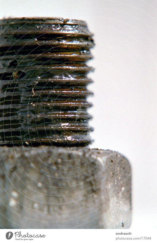 Hydrophob Schraube Schmierstoff Makroaufnahme Halt Elektrisches Gerät Technik & Technologie Fett Drehgewinde Feste & Feiern Verbindung Sicherheit