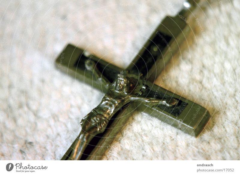 Jesus Jesus Christus Religion & Glaube Christentum Bibel Götter Symbole & Metaphern Dinge Rücken Makroaufnahme Gott Gefolgsleute Kette