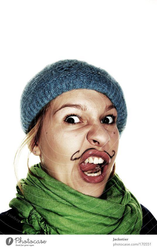 Alberto, Alberto. Oú est ton problème? Mensch Jugendliche Gesicht Auge feminin Haare & Frisuren Bewegung Denken Mund Haut Nase verrückt authentisch außergewöhnlich Ohr Zähne