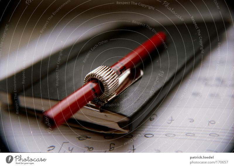 analoges musikschreibprogramm Freude Bildung Stil Musik Kunst Freizeit & Hobby lernen Papier Management planen Kultur schreiben Schreibstift Kalender Idee