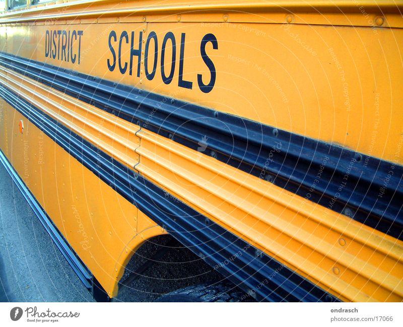 school bus Verkehr Sicherheit Schule Bus Güterverkehr & Logistik Station