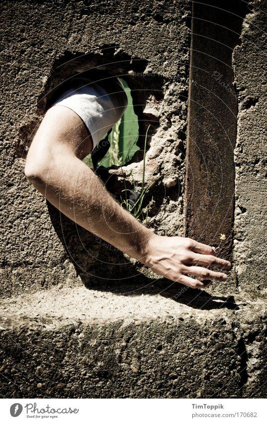 [PC-Usertreff Ffm]: Breakthrough! Erholung Blume Wand Mauer Sträucher Warmherzigkeit Hoffnung Frieden Fabrik Loch Politik & Staat Industrieanlage friedlich