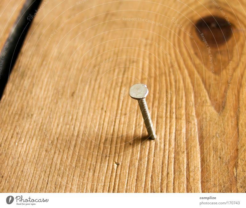 ...mich trifft der Schlag !? Haus Einsamkeit Wand Holz Mauer Industrie Baustelle Dekoration & Verzierung Freizeit & Hobby Beruf Landwirtschaft Handwerk Hütte Holzbrett Werkzeug Nagel