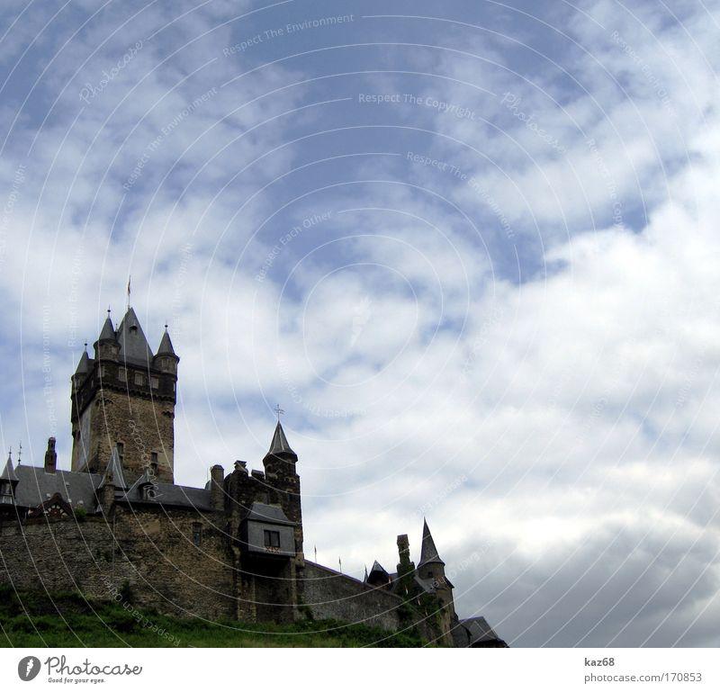 Penthouse anno ... Himmel Ferien & Urlaub & Reisen alt Berge u. Gebirge Architektur Mauer Kunst Felsen Deutschland Ausflug Aussicht Turm historisch