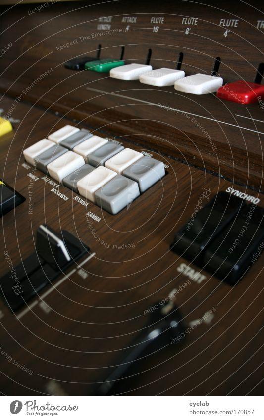 Alle Register gezogen Freude Spielen Holz Stimmung Freizeit & Hobby Musik Schriftzeichen Technik & Technologie Kunststoff Konzert Bühne Klaviatur Schalter