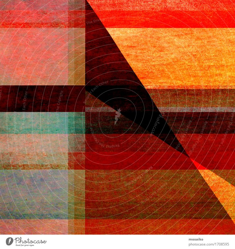 Graphische Formen - abstract design Lifestyle elegant Stil Design exotisch Kunst Idee einzigartig Inspiration Symmetrie abstrakt Kultur Geometrie Handzettel