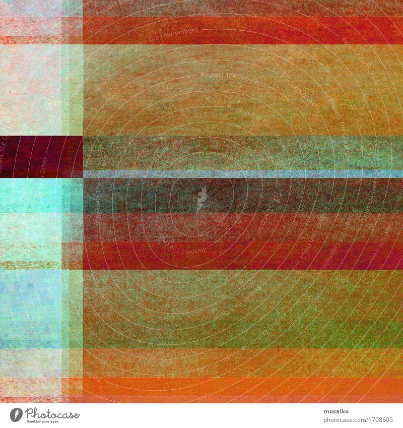 strukturierter abstrakter Hintergrund - erdige Farben - Grafikdesign Lifestyle elegant Stil Design Dekoration & Verzierung Business Kunst Papier Streifen