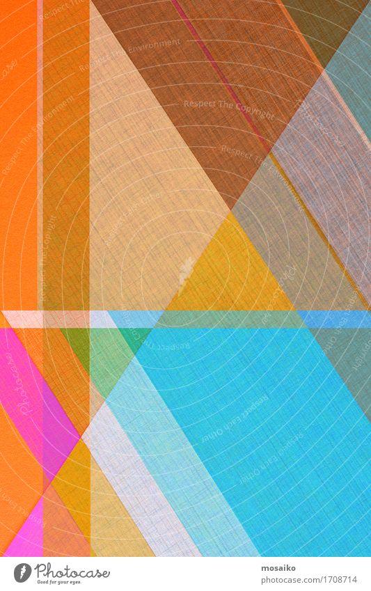 Papier Design - Graphische Formen Lifestyle elegant Stil Business einfach trendy mehrfarbig schön Website Entwurf Hintergrundbild graphisch