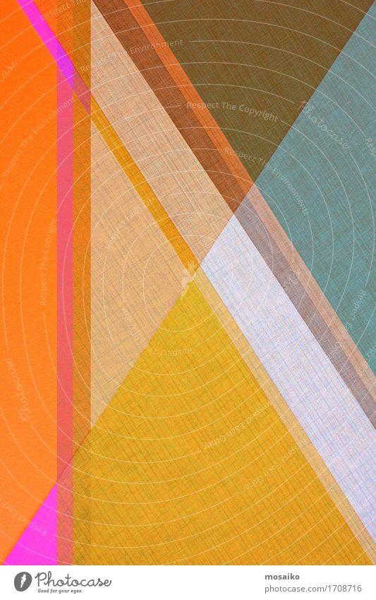 Papier - graphische Formen Design Business einfach trendy einzigartig modern schön verrückt mehrfarbig diagonal Hintergrundbild Kreativität Idee Niveau