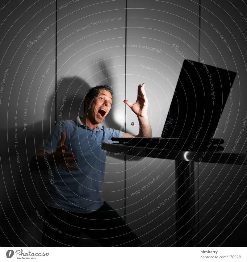 321 sie wurden überboten Stil Computer planen kaufen Design Lifestyle Internet Kommunizieren Telekommunikation Neugier Notebook entdecken Leidenschaft Stress