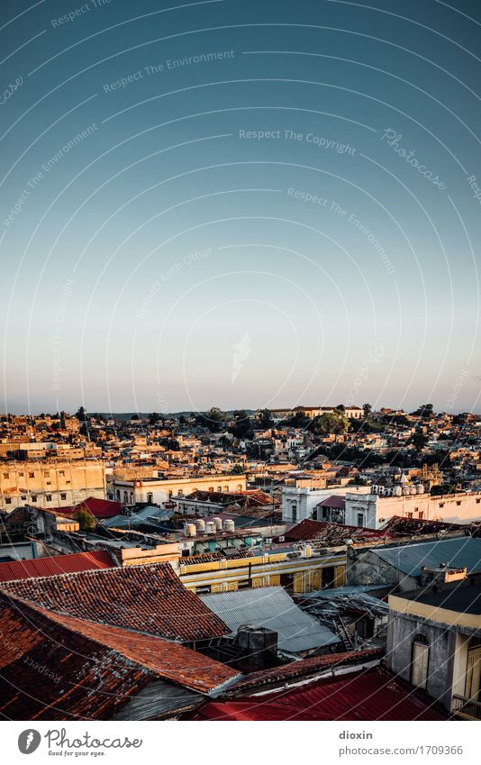 Santiago de Cuba Ferien & Urlaub & Reisen Tourismus Ferne Städtereise Insel Kuba Provinz Santiago de Cuba Mittelamerika Südamerika Karibik Stadt Hafenstadt
