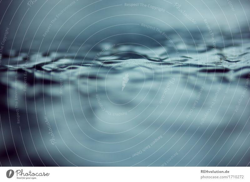 Tlön | Plastikwasser Kunststoff ästhetisch außergewöhnlich glänzend blau Stimmung Hintergrundbild Farbfoto Gedeckte Farben Innenaufnahme Nahaufnahme