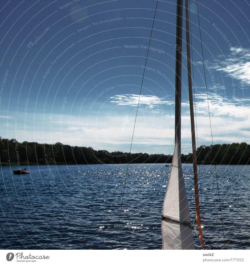 Heimathafen Freizeit & Hobby Segeln Wassersport Bootsfahrt Wasserstraße unterwegs Mobilität Bewegung Personenverkehr Pause Feierabend Ferien & Urlaub & Reisen