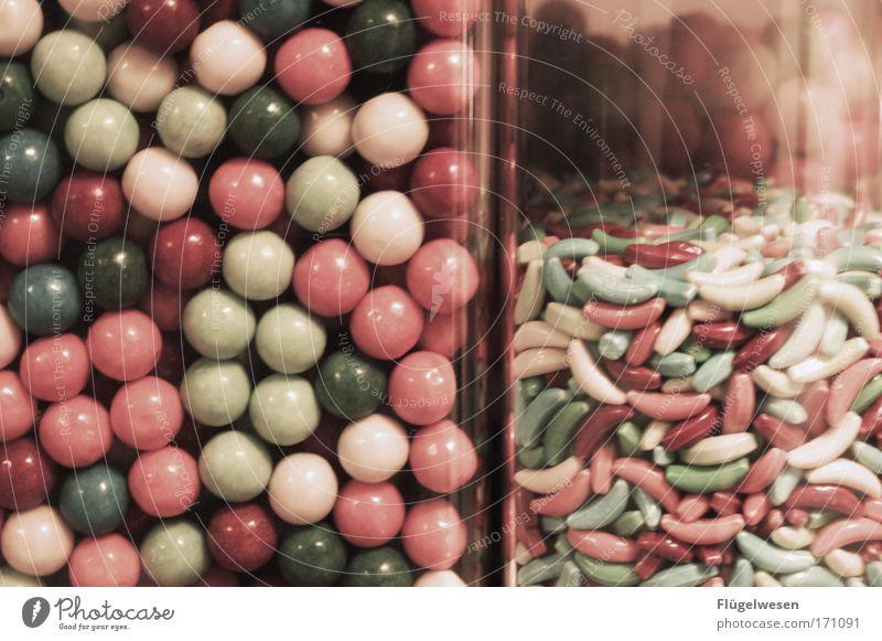 Wenn ich groß bin, kauf ich den ganzen Kasten leer! Ernährung Lebensmittel Automat Süßwaren lecker Bildausschnitt Anschnitt Billig Kaugummi Kaugummiautomat