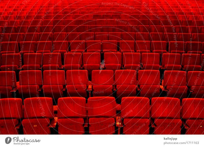 bitte nehmen sie die plätze ein rot Freude Beleuchtung Kunst Party Freizeit & Hobby elegant Ordnung Kultur Ziffern & Zahlen Show Stoff Veranstaltung Reihe