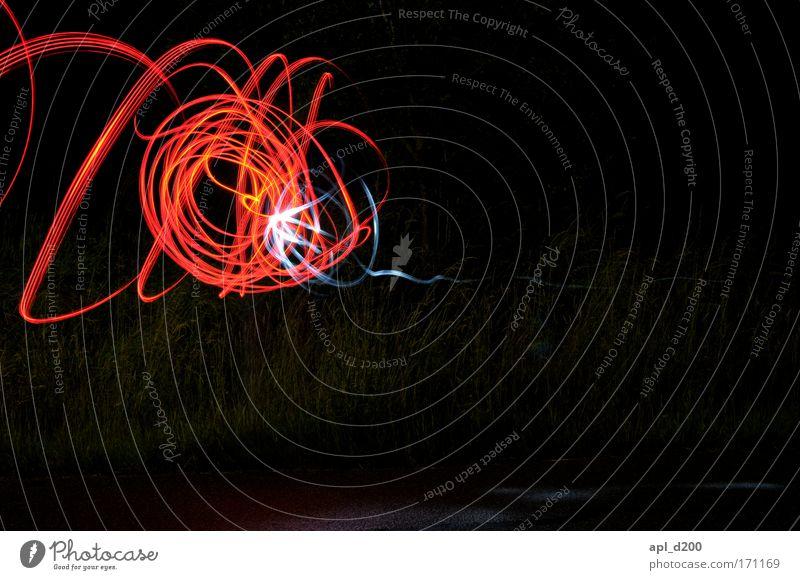 Supernova Farbfoto Außenaufnahme Experiment Textfreiraum rechts Nacht Kunstlicht Lichterscheinung Zentralperspektive High-Tech Energiewirtschaft Umwelt Natur