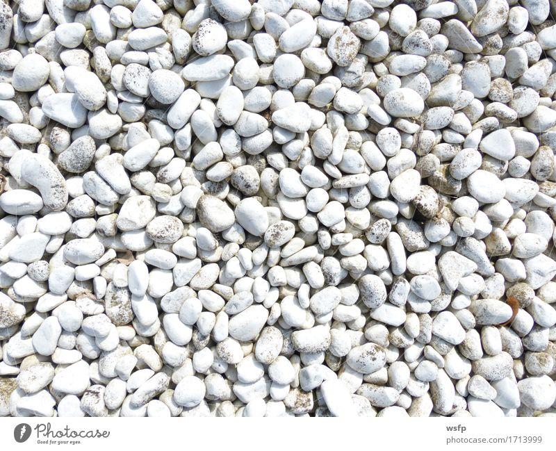 Kies weiss hintergrund Natur weiß Hintergrundbild Stein viele Kieselsteine Geröll
