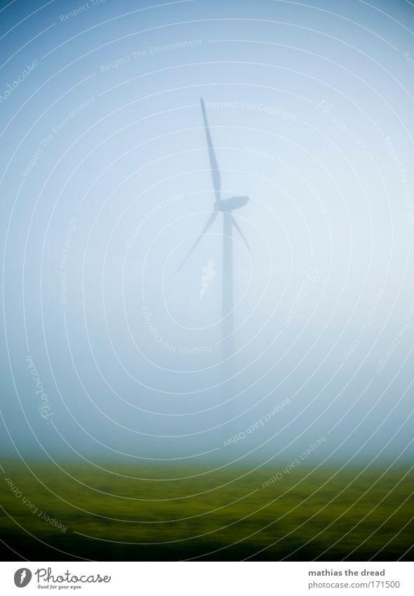 VOM WINDE VERWEHT Natur Himmel grün dunkel Wiese grau Regen Landschaft Luft Metall Feld Nebel Wind Umwelt stehen geheimnisvoll