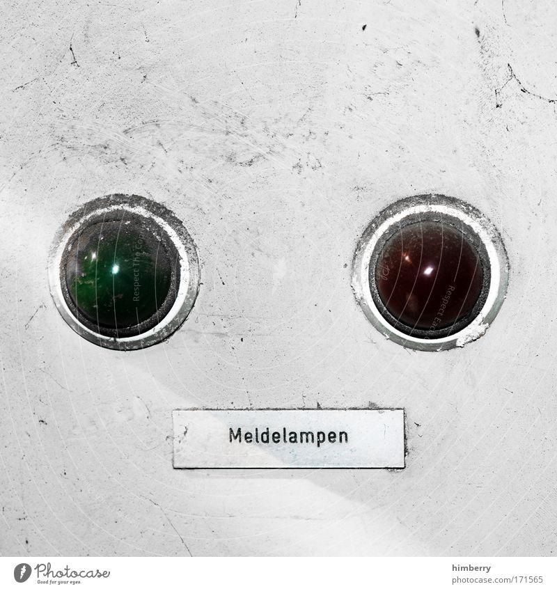 nix zu melden Farbfoto mehrfarbig Innenaufnahme Nahaufnahme Detailaufnahme Makroaufnahme Textfreiraum oben Textfreiraum unten Kontrast Technik & Technologie