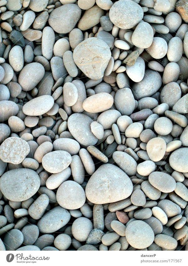 Kieselstrand Natur schön Sommer Meer Strand ruhig Sand Küste Stein See Stimmung Erde Wetter Zufriedenheit Insel Sicherheit