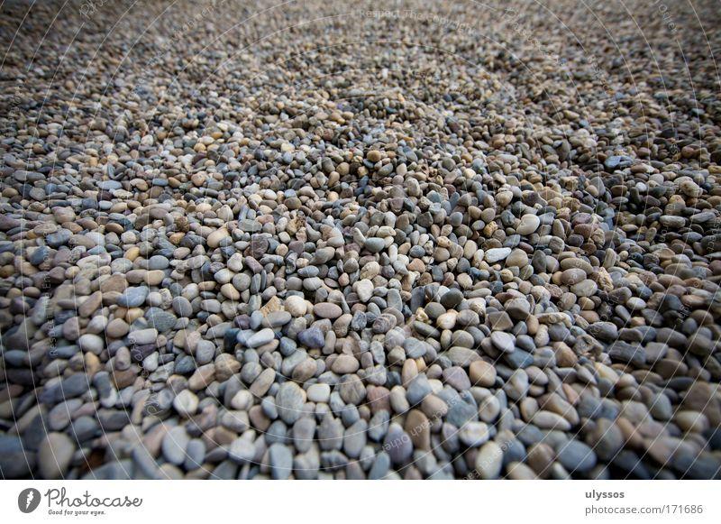 stone bath weiß Strand schwarz grau Stein Landschaft braun fest