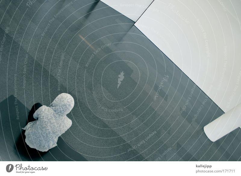 museumsbesuch Mensch Mann Jugendliche weiß ruhig schwarz Haus Stil Kunst Architektur Erwachsene Design Lifestyle einfach