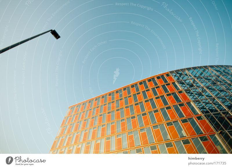mietausfallwagnis Stadt Haus Fenster Architektur Gebäude Fassade Design Hochhaus modern groß Energiewirtschaft einzigartig außergewöhnlich Bauwerk positiv