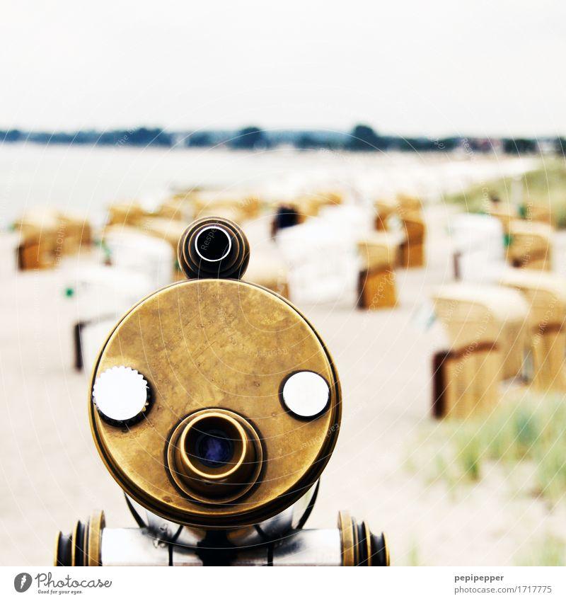 Spanner Ferien & Urlaub & Reisen Sommer Wasser Sonne Meer Ferne Strand Auge Küste Schwimmen & Baden Sand Tourismus Freizeit & Hobby Wellen Ausflug Insel