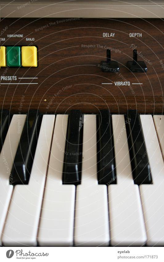 Musikerziehung Lektion 2 Freude Spielen Holz Stimmung Freizeit & Hobby Schriftzeichen Technik & Technologie Kunststoff Konzert Bühne Klaviatur Schalter