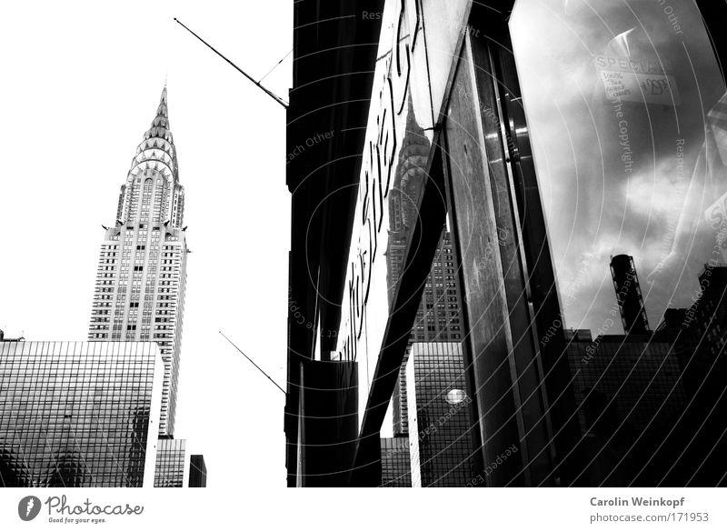 Grand Central. Stadt Haus Straße Wand Fenster Architektur Mauer Gebäude elegant Fassade Ausflug Hochhaus Tourismus Lifestyle USA