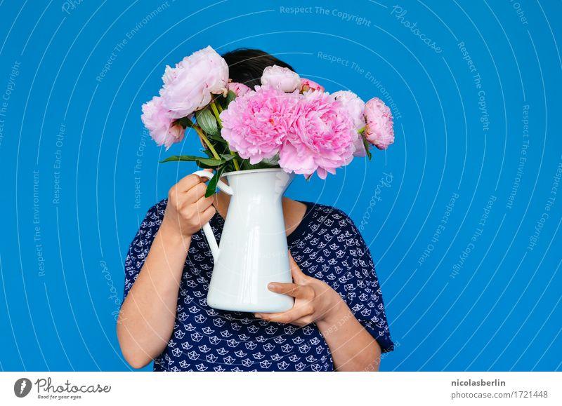 Wie eine Blume Mensch Jugendliche schön Junge Frau Innenarchitektur Lifestyle natürlich feminin Stil Feste & Feiern Freundschaft Wohnung träumen