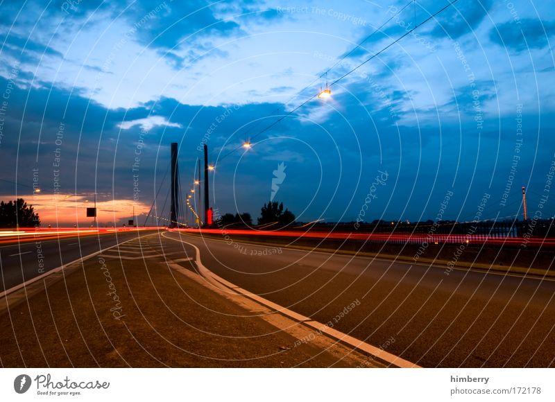 need 4 speed Himmel Straße Bewegung Energiewirtschaft Verkehr Geschwindigkeit Brücke Güterverkehr & Logistik Verkehrswege Autobahn Personenverkehr Autofahren