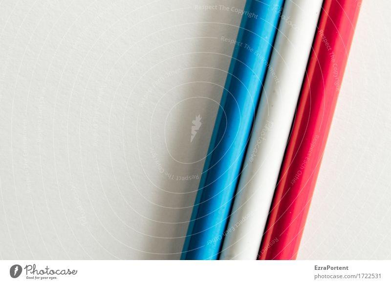 schwarzrotgold Büroarbeit Schreibwaren Papier Schreibstift Dekoration & Verzierung Linie Streifen blau weiß Design Farbe Fahne Frankreich Farbverlauf Farbstift