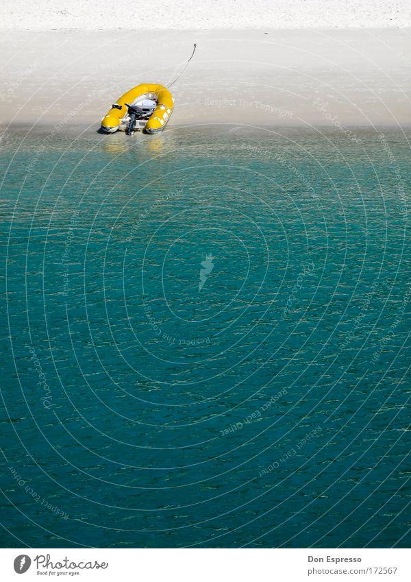 Whitehaven Beach Natur blau Wasser Ferien & Urlaub & Reisen Meer Sommer Strand Ferne Küste Wellen Insel Ausflug Tourismus Schönes Wetter Bucht Schifffahrt