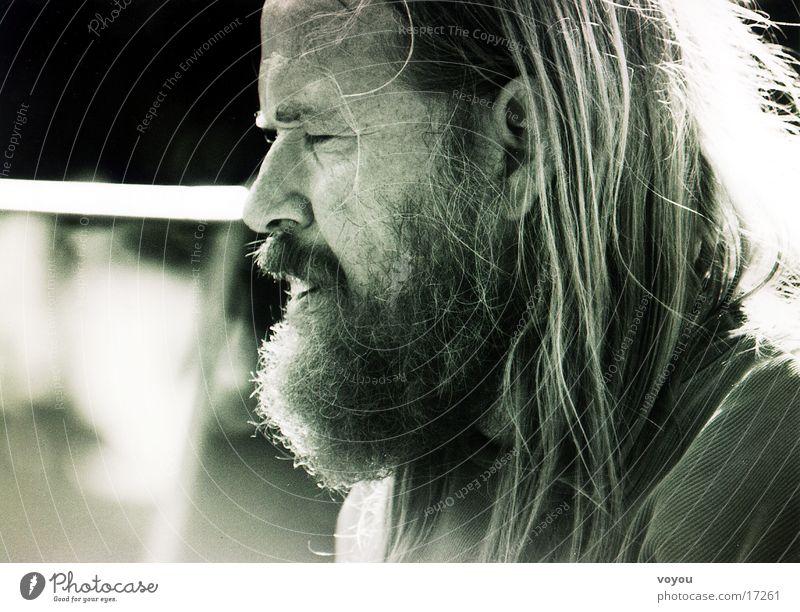 Hippie Mann Haare & Frisuren