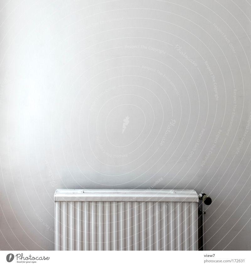 Nebenkostenabrechnung weiß Innenarchitektur natürlich klein außergewöhnlich Stein oben hell Metall Wohnung Energiewirtschaft Raum modern authentisch ästhetisch einfach