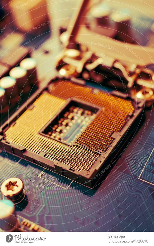 CPU-Sockel Computer Notebook Hardware Technik & Technologie authentisch gold 1150 1155 1366 775 am2 am3 Holzplatte Kondensator zentral Jeton Schaltkreis