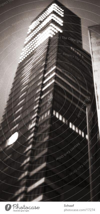chef-etage Hochhaus Nacht Architektur chefetage Arbeit & Erwerbstätigkeit Business