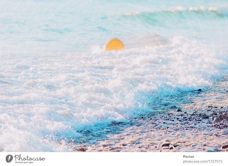 normannische farbtupfer I/III Lifestyle Gesundheit Wellness Wohlgefühl Zufriedenheit Sinnesorgane Erholung Schwimmen & Baden Ferien & Urlaub & Reisen Tourismus