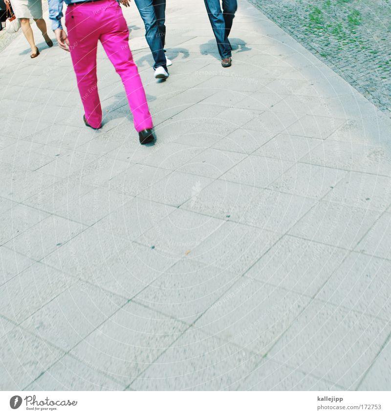 pink panther Mensch Frau Mann Erwachsene feminin Leben Stil Beine Mode Fuß Feste & Feiern gehen Schuhe Freizeit & Hobby laufen elegant