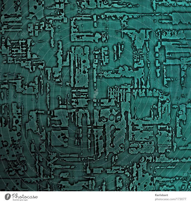 matrix. Bewegung Metall Kunst Hintergrundbild Fassade Design verrückt Schriftzeichen Netzwerk Informationstechnologie Zukunft Internet Technik & Technologie
