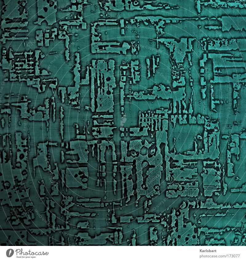 matrix. Bewegung Metall Kunst Hintergrundbild Fassade Design verrückt Schriftzeichen Netzwerk Informationstechnologie Zukunft Internet Technik & Technologie Kultur abstrakt Zeichen