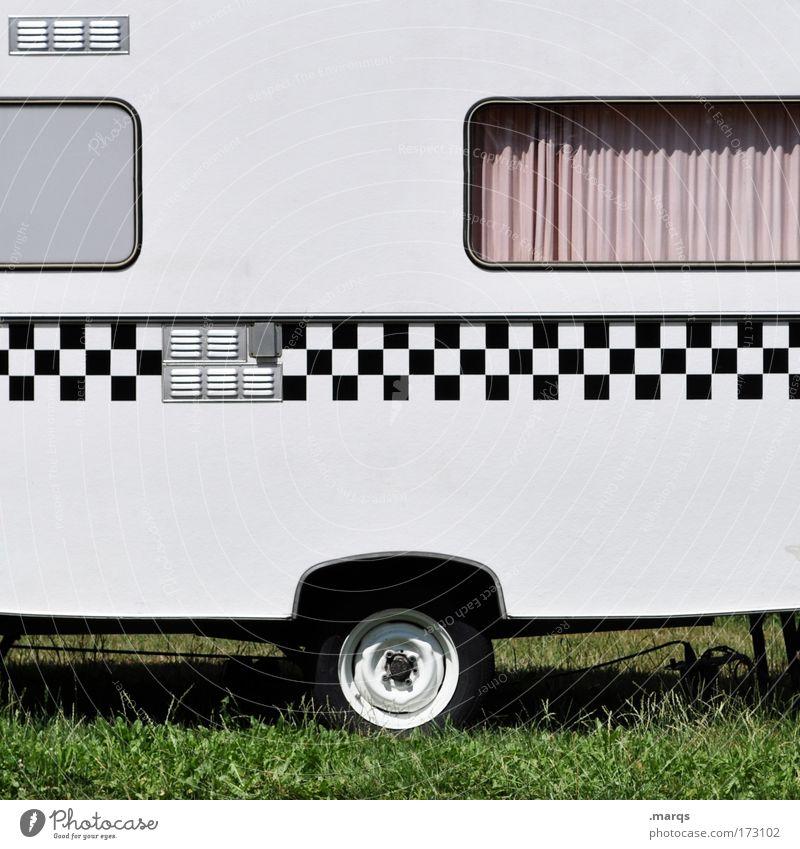 Der Weg ist das Ziel Farbfoto Außenaufnahme Muster Lifestyle Stil Freizeit & Hobby Ferien & Urlaub & Reisen Tourismus Ausflug Ferne Freiheit Camping